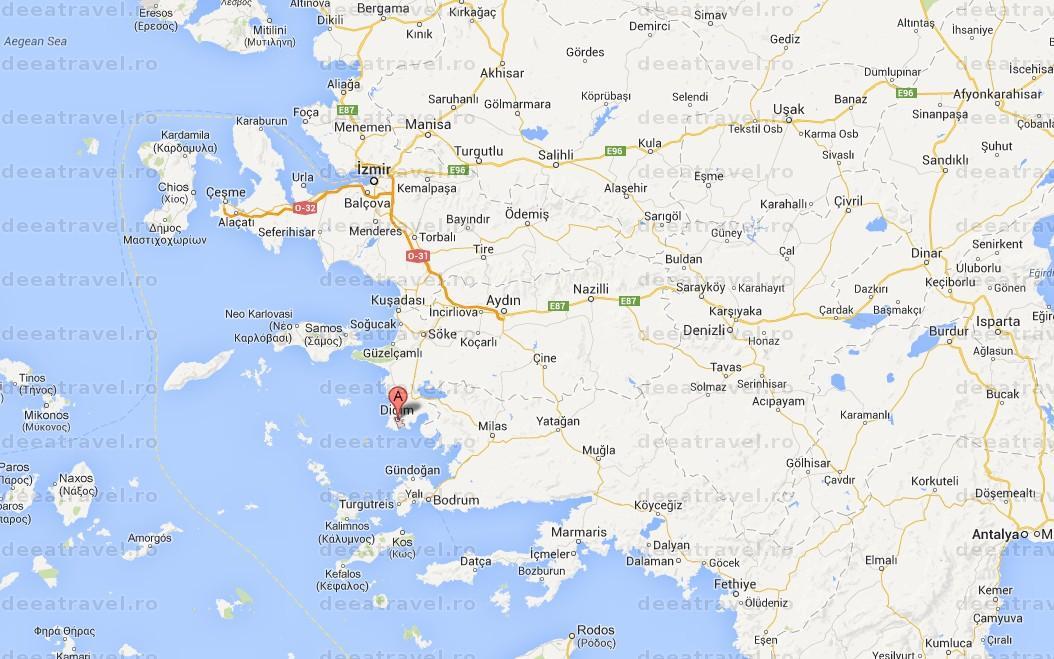 harta litoral turcia Turcia   Litoral 2019, Didim , Agentia De Turism Deea Travel  harta litoral turcia